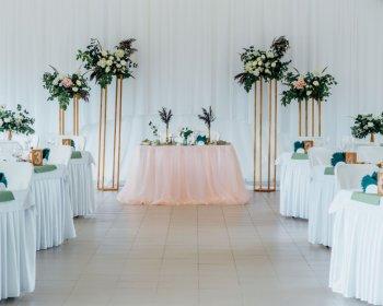 Свадьбы на базе отдыха
